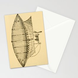 Airship Stationery Cards
