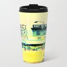 Pike Place Market | Project L0̷SS   Travel Mug