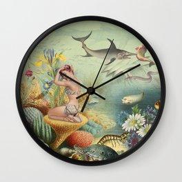 CORALLINE Wall Clock