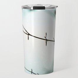 Fragile in the cold Travel Mug