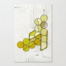 Sacred Banana Canvas Print