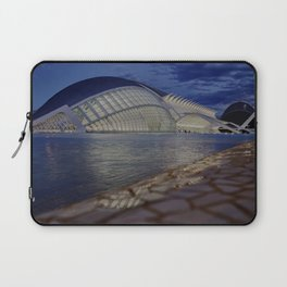 Valencia. City of Arts and Sciences Laptop Sleeve