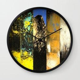 I am Survival because I am Destruction Wall Clock