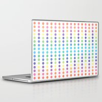 dots Laptop & iPad Skins featuring DOTS by C O R N E L L