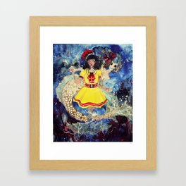 Merqueen Framed Art Print