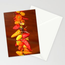 [mallorquin] ... hot stuff! Stationery Cards
