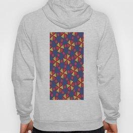 African Tribal Pattern No. 204 Hoody
