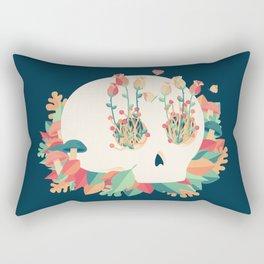 Life & Decay Rectangular Pillow