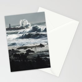 Storm of Grayson Stationery Cards