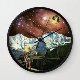 Optoku Valley Wall Clock