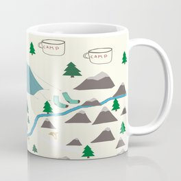 summer camp Coffee Mug