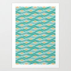 Moroccan Flavour 1 Art Print