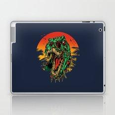 Zombie T-Rex Laptop & iPad Skin