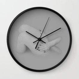 Sedated Wall Clock