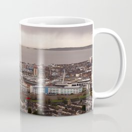 Swansea city Wales UK Coffee Mug