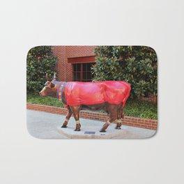 Moo Sai Warrior Cow Bath Mat