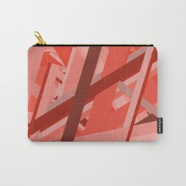 Red Love Carry-All Pouch