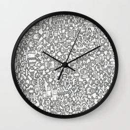 Find the Aquarium Wall Clock