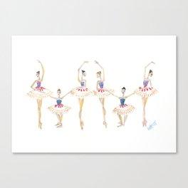 Concert Suite Canvas Print