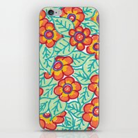 matisse iPhone & iPod Skins featuring Matisse Colours  by Lucy Auge