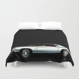 1976 Chevrolet Monte Carlo Duvet Cover