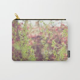 Willow leafs Carry-All Pouch