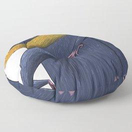 Mandril Floor Pillow