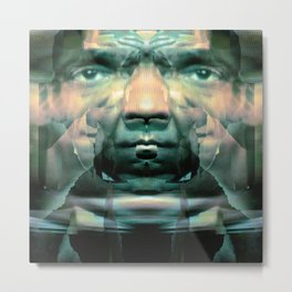 Cosby #21 Metal Print