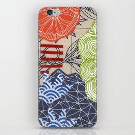 tapestry iPhone Skin