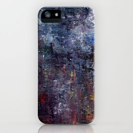 Lichen 5 iPhone Case