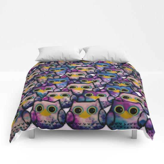 owl-483 Comforters