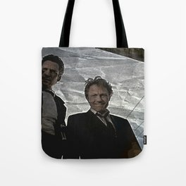 Cargo For Pink Blonde White Misters Tote Bag