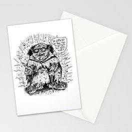 Troll Toll Stationery Cards