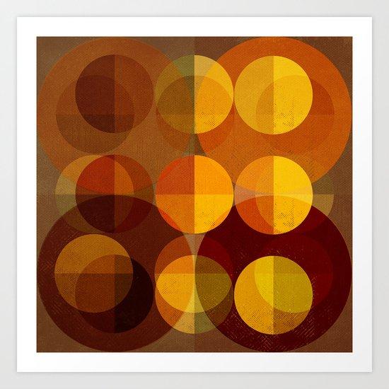 Textures/Abstract 88 Art Print