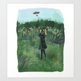 Birding For The Soul Art Print
