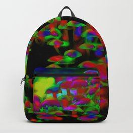 Psychedelic Mushrooms Backpack
