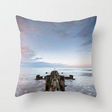 Seaward Bound Throw Pillow
