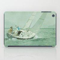 sail iPad Cases featuring Sail by Mary Kilbreath