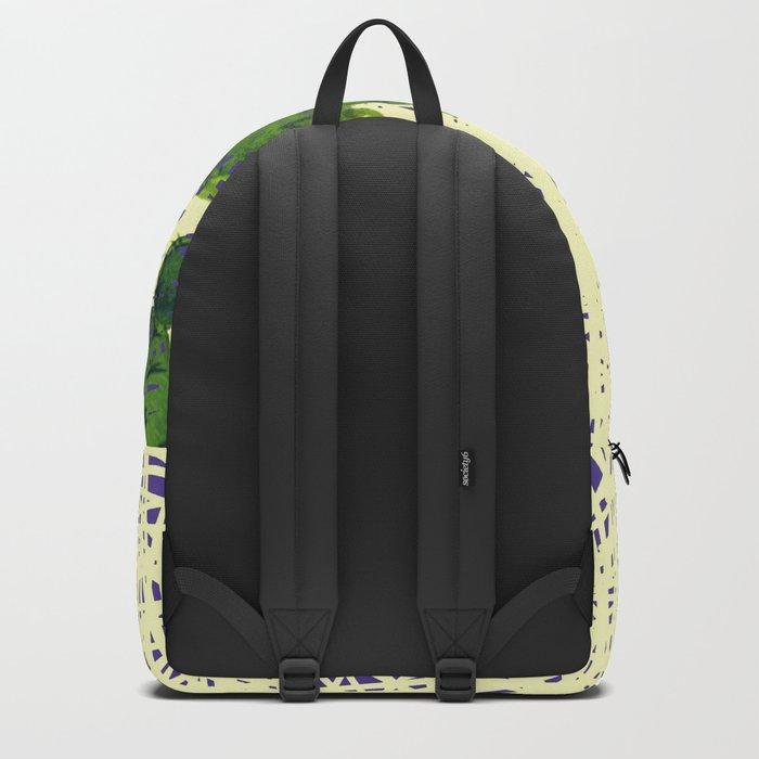 weird cactus Backpack