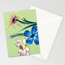 Fleurs Pour Maman Stationery Cards