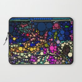 Stained Glass Jewels Laptop Sleeve