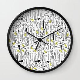 slow death Wall Clock