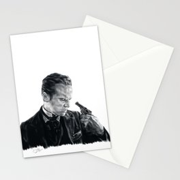 Victorian James Moriarty Stationery Cards
