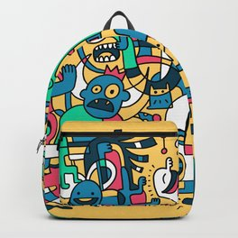 Silly King Backpack