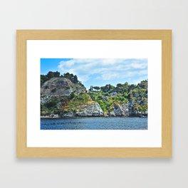 Taormina, Sicily II Framed Art Print