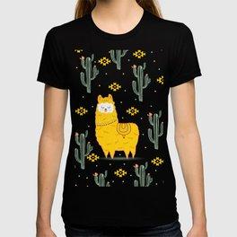 Alpaca summer T-shirt