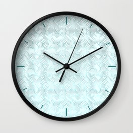 Within The Chip Wall Clock