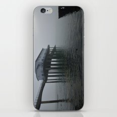 Roa Island Lifeboat Station iPhone & iPod Skin
