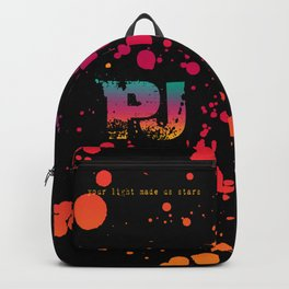 PJ - Your Light Made Us Stars Backpack