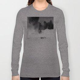 grey Long Sleeve T-shirt